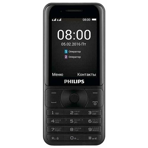 Телефон Philips E181
