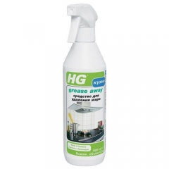 Средство для удаления жира Grease away HG