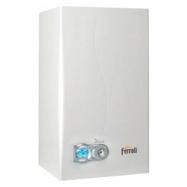 Газовый котел Ferroli Fortuna Pro F20 20 кВт двухконтурный