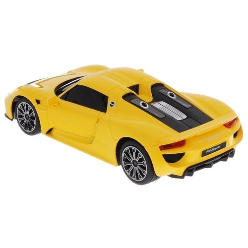 Легковой автомобиль Rastar Porsche 918 Spyder (71400) 1:24 20 см