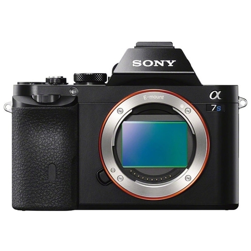 Фотоаппарат Sony Alpha ILCE-7S Body