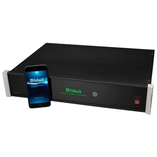 Сетевой аудиоплеер McIntosh MS500