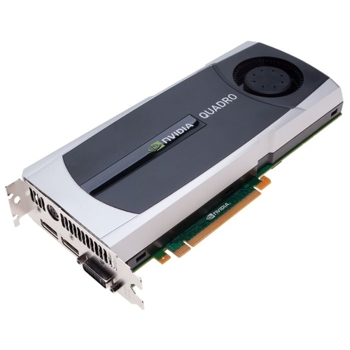 Видеокарта PNY Quadro 6000 574Mhz PCI-E 2.0 6144Mb 2988Mhz 384 bit DVI