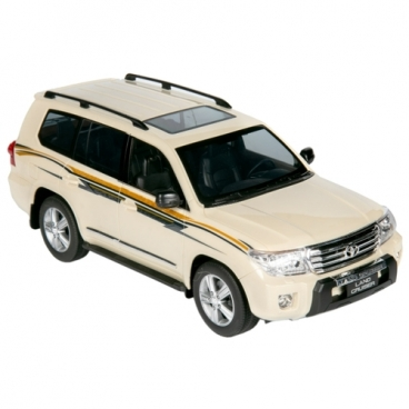 Внедорожник Barty Toyota Land Cruiser (Z01) 1:14 36 см