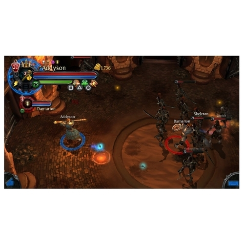 Dungeon Hunter: Alliance