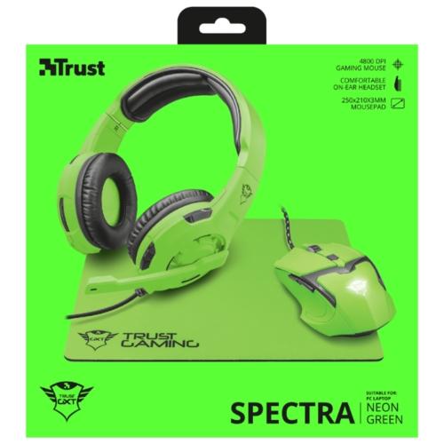 Компьютерная гарнитура Trust GXT790 Spectra