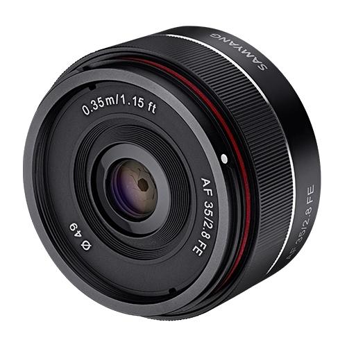 Объектив Samyang AF 35mm f/2.8 FE Sony E