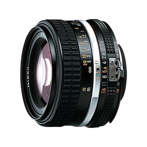 Объектив Nikon 50mm f/1.4 MF