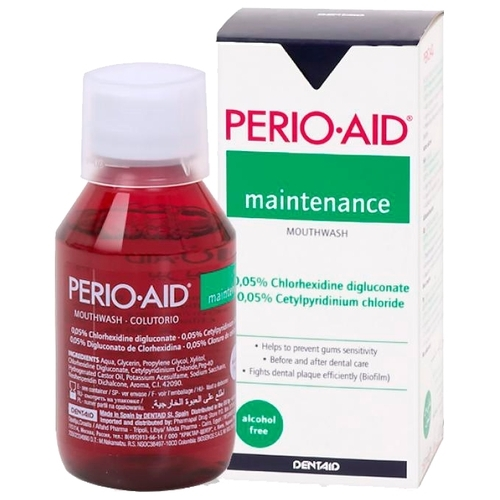 Dentaid Perio-Aid Maintanence ополаскиватель