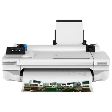 Принтер HP DesignJet T130 24-in (5ZY58A)