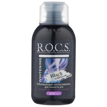 R.O.C.S. ополаскиватель Black Edition