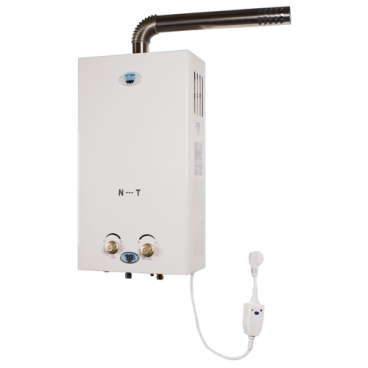 Проточный газовый водонагреватель Нева-Транзит ВПГ-10Е (МТИ)сж