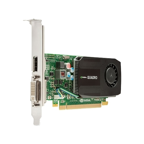 Видеокарта HP Quadro K600 PCI-E 2.0 1024Mb 128 bit DVI