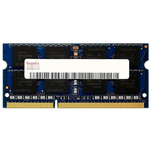 Оперативная память 8 ГБ 1 шт. Hynix HMT41GS6MFR8C-H9