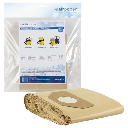 Air paper Бумажные пылесборники РК-218