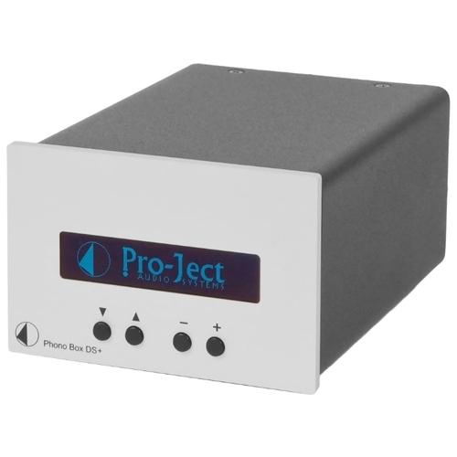 Фонокорректор Pro-Ject Phono Box DS+