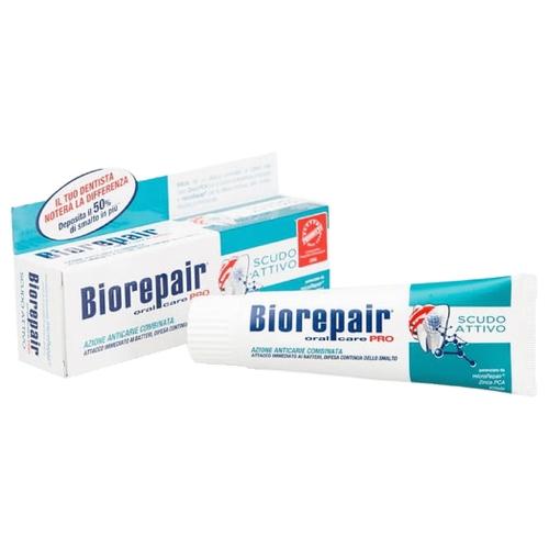 Зубная паста Biorepair Pro Scudo Attivo, для проактивной защиты