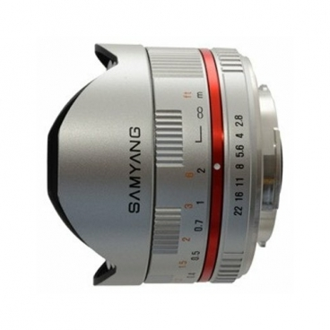 Объектив Samyang 8mm f/2.8 UMC Fish-eye II Samsung NX""