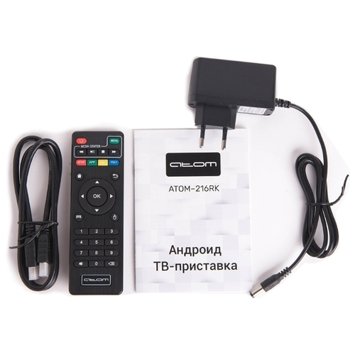 Медиаплеер СИГНАЛ ELECTRONICS ATOM-216RK