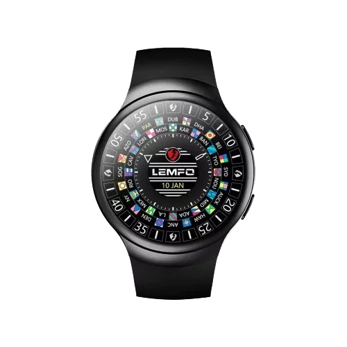 Часы LEMFO LES2