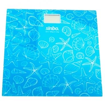 Весы Sinbo SBS-4429 бирюзовый