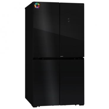 Холодильник HIBERG RFQ-550DX NFGB