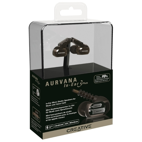 Наушники Creative Aurvana In-Ear3 plus