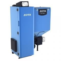 Твердотопливный котел ZOTA Optima 40 40 кВт одноконтурный