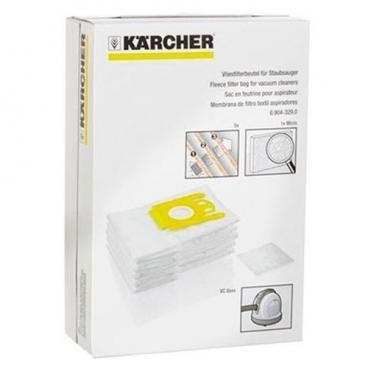 KARCHER Мешки синтетические 6.904-329