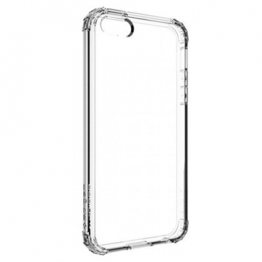 Чехол Spigen Crystal Shell (041CS201) для Apple iPhone 5/iPhone 5S/iPhone SE