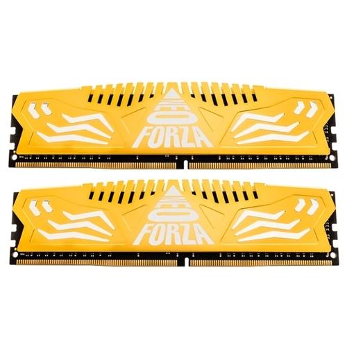 Оперативная память 8 ГБ 2 шт. neoforza NMUD480E82-3200DC20