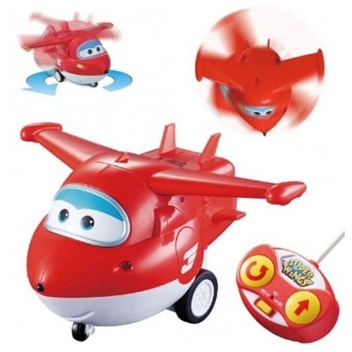Самолет Auldey Super Wings Джетт (YW710710)