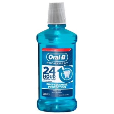 Oral-B ополаскиватель Pro-Expert Professional Protection