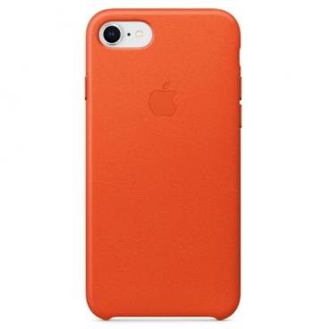 Чехол Apple кожаный для Apple iPhone 8 / 7