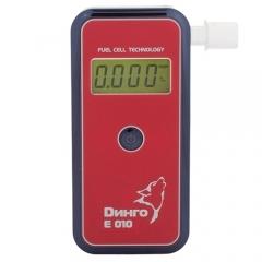 Алкотестер Динго E-010