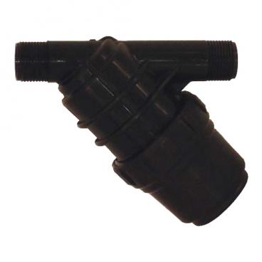 Фильтр механической очистки Filtromatic FDP 130мкм муфтовый (НР/НР), ПВХ