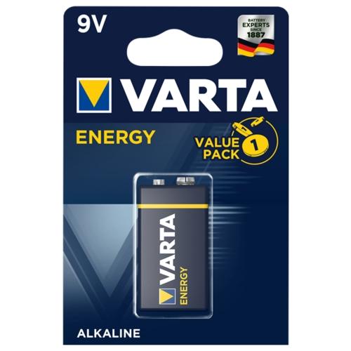 Батарейка VARTA ENERGY 9V Крона
