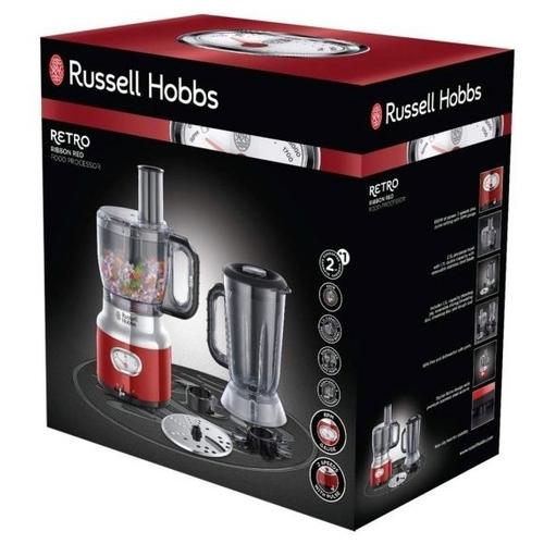 Комбайн Russell Hobbs 25182-56 Retro / 25180-56 Retro
