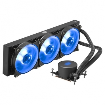 Кулер для процессора Cooler Master MasterLiquid ML360 RGB TR4 Edition