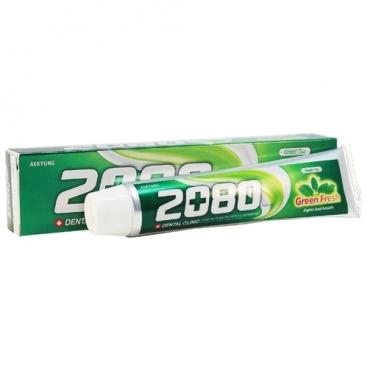 Зубная паста Dental Clinic 2080 Зеленый чай