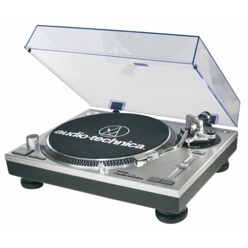 Виниловый проигрыватель Audio-Technica AT-LP120
