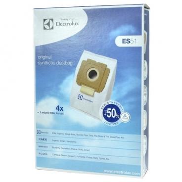 Electrolux Мешки-пылесборники ES51