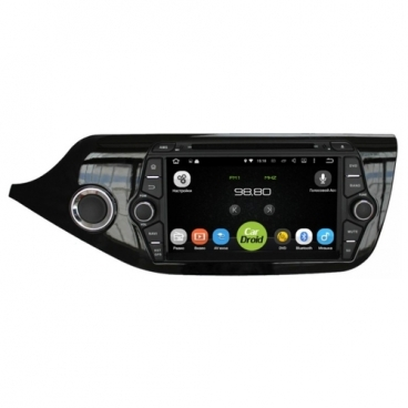 Автомагнитола ROXIMO CarDroid RD-2306 KIA Ceed 2, 2012 (Android 8.0)