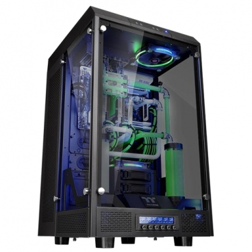 Компьютерный корпус Thermaltake The Tower 900 CA-1H1-00F1WN-00 Black