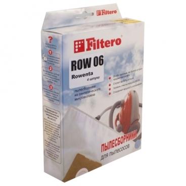 Filtero Мешки-пылесборники ROW 06 Экстра