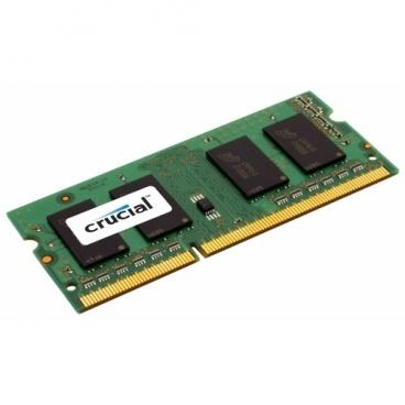 Оперативная память 8 ГБ 1 шт. Crucial CT102464BF160B