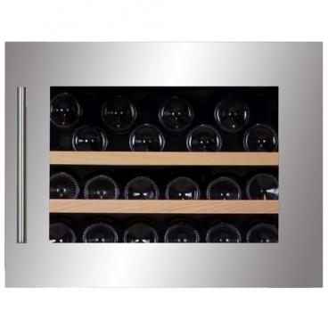 Встраиваемый винный шкаф Dunavox DAB-28.65SS