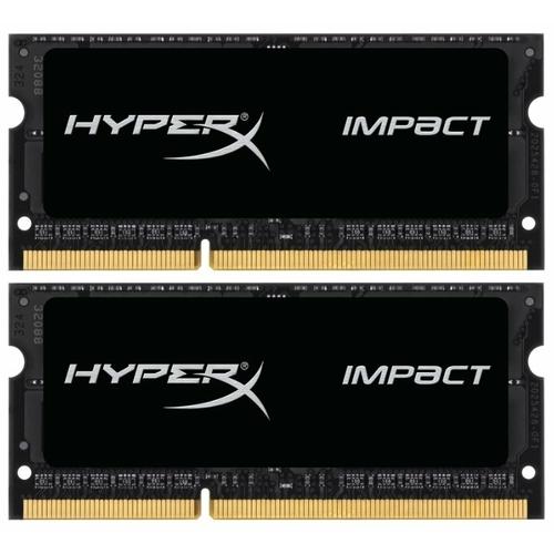 Оперативная память 4 ГБ 2 шт. HyperX HX318LS10IBK2/8
