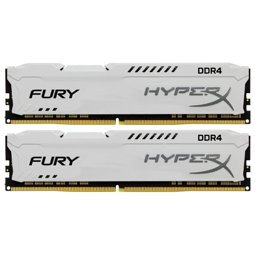 Оперативная память 16 ГБ 2 шт. HyperX HX426C16FWK2/32