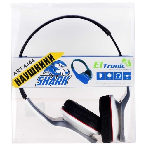 Наушники Eltronic Premium 4444 Shark